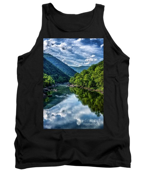 New River Gorge National River 3 Tank Top