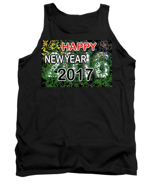 New Year Tank Top