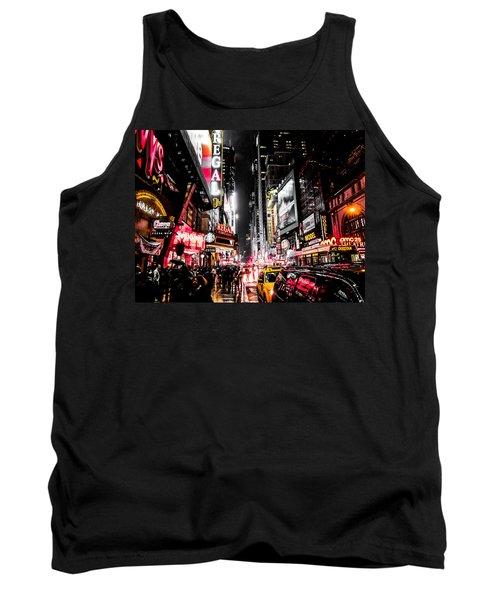 New York City Night II Tank Top