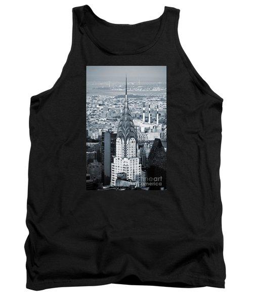 New York City - Usa - Chrysler Building Tank Top