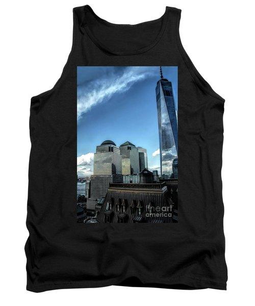 New York Financial District Tank Top