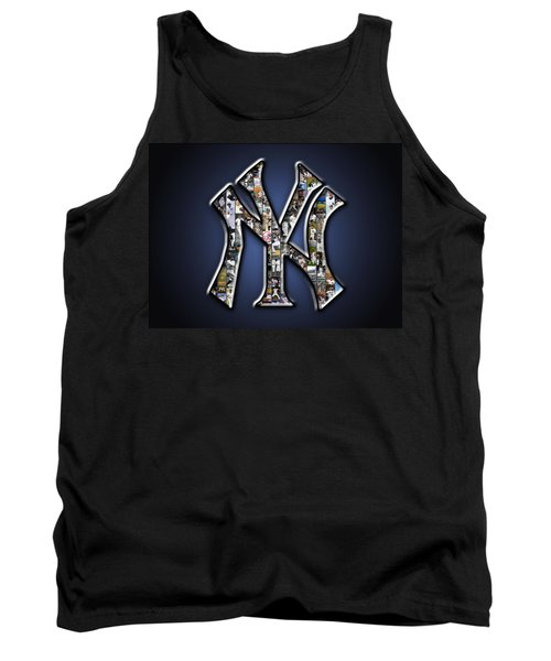 New York Yankees Tank Top