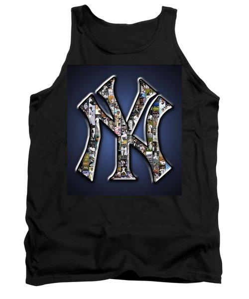 New York Yankees Tank Top