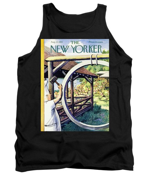 New Yorker August 22 1953 Tank Top