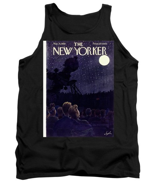 New Yorker May 13 1950 Tank Top