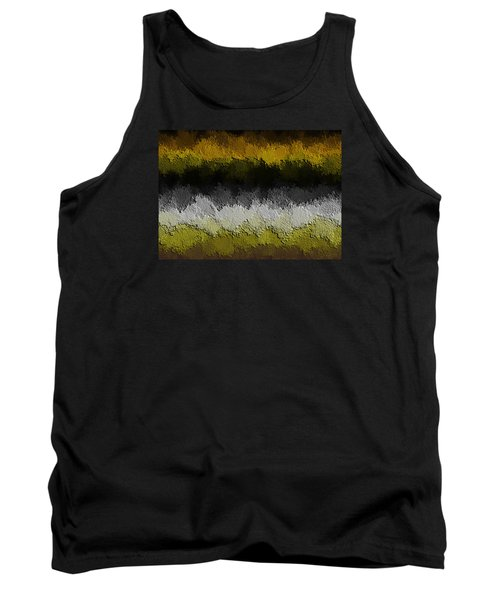 Tank Top featuring the digital art Nidanaax-flat by Jeff Iverson
