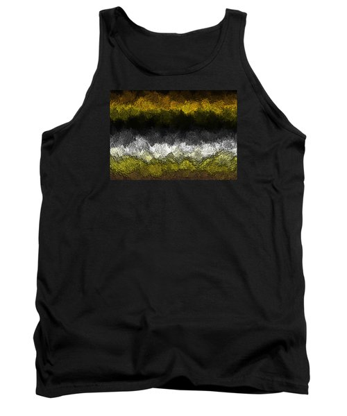 Tank Top featuring the digital art Nidanaax-glossy by Jeff Iverson