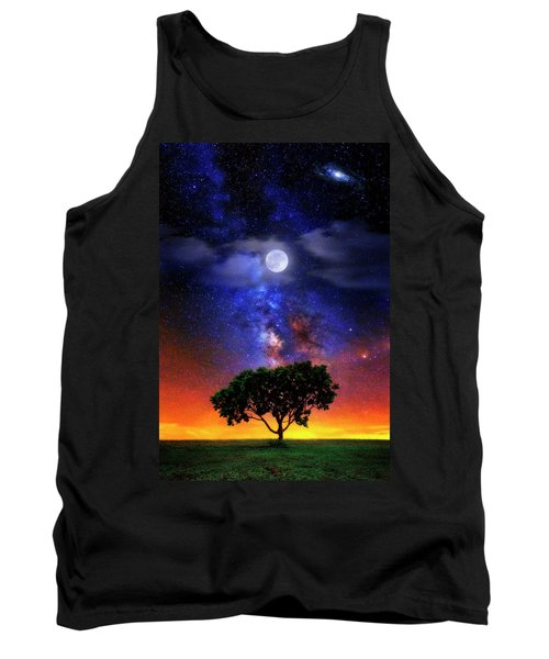 Night Colors Tank Top