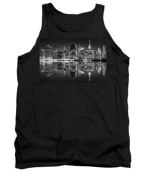Night Grooves Tank Top