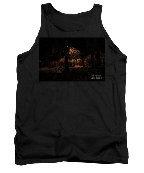 Night In The Park  Tank Top by Ana Mireles