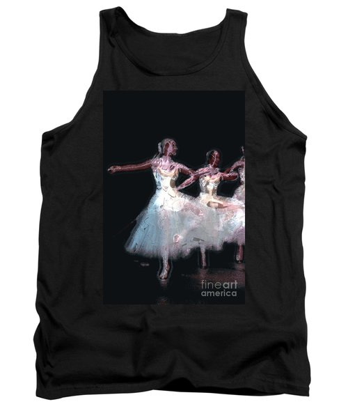 Night Of The Ballet Tank Top