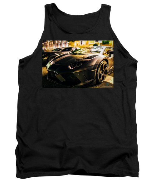 Night Soul Tank Top