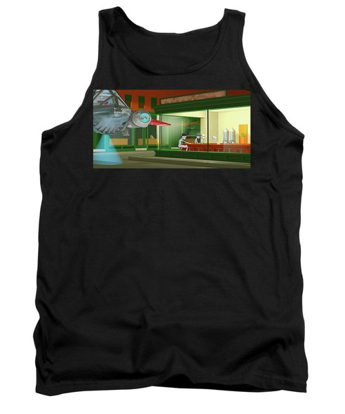 Nighthawks Invasion Tank Top