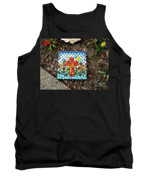 No Stepping Stone Tank Top by Marie Neder