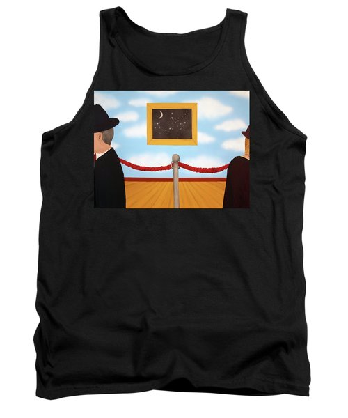 Nobody Noticed Tank Top by Thomas Blood