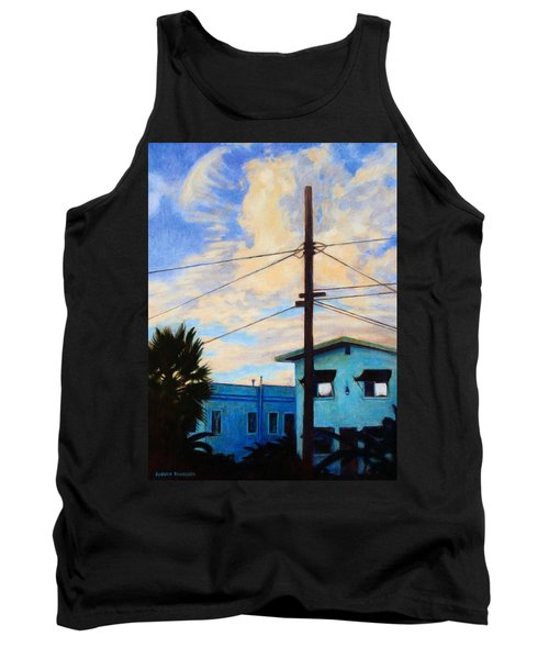 Normal Ave Tank Top by Andrew Danielsen