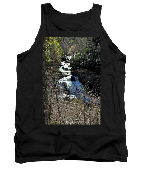 North Carolina Falls Tank Top