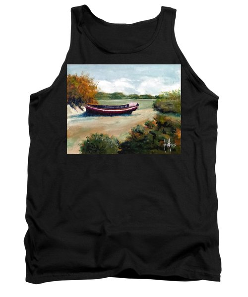 North Topsail Island Tank Top