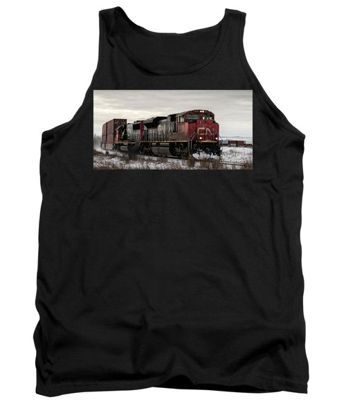 Northbound Double Stack Tank Top