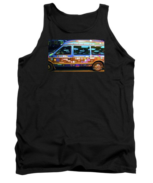 Grateful Dead - Not Fade Away Tank Top by Susan Carella
