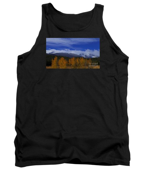 Not Yet Winter Tank Top