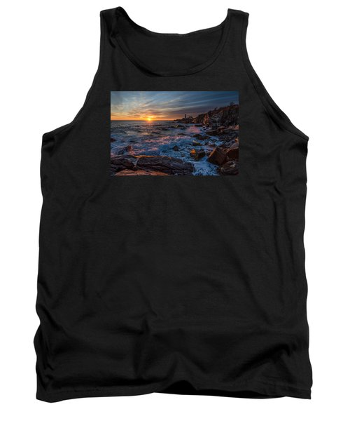 Tank Top featuring the photograph November Morning by Paul Noble