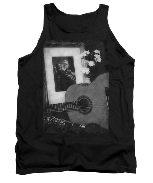 Number 2 Tank Top