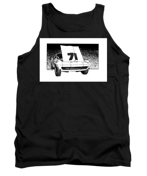 Number 71 Tank Top