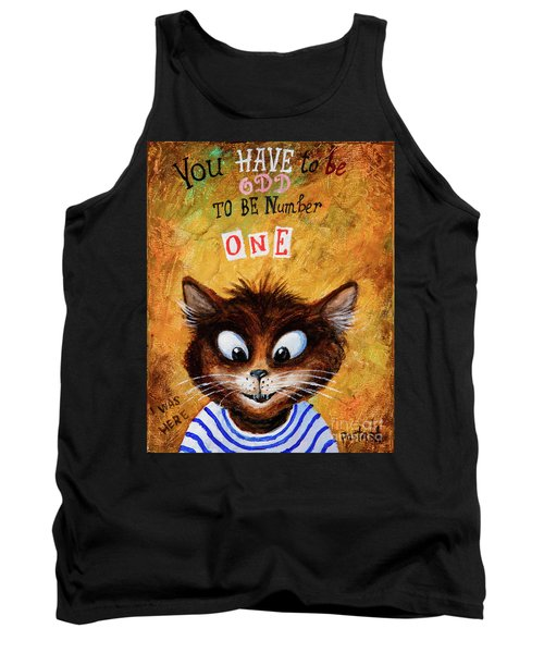 Number One Tank Top