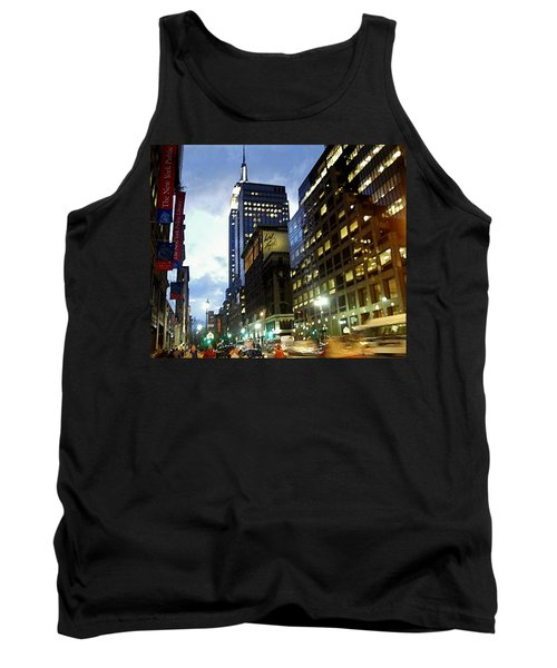 Nyc Fifth Ave Tank Top