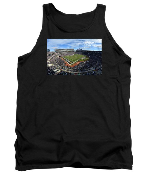 Oakland Raiders O.co Coliseum Tank Top