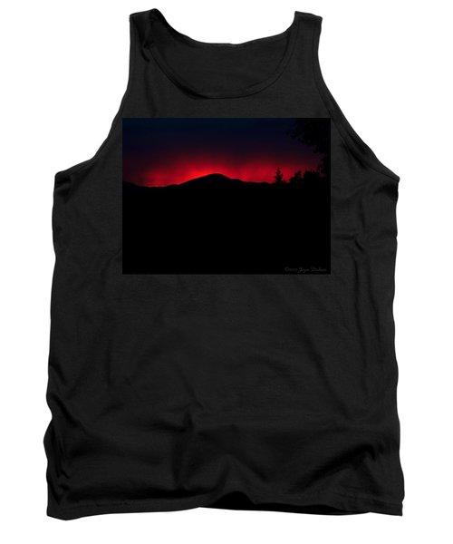Oakrun Sunset 06 09 15 Tank Top by Joyce Dickens