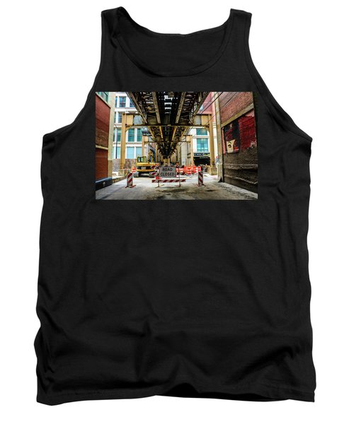 Obey The Signs Tank Top