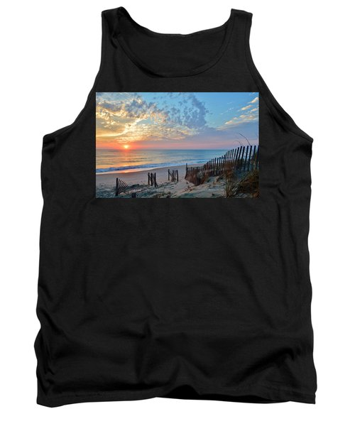 Obx Sunrise September 7 Tank Top