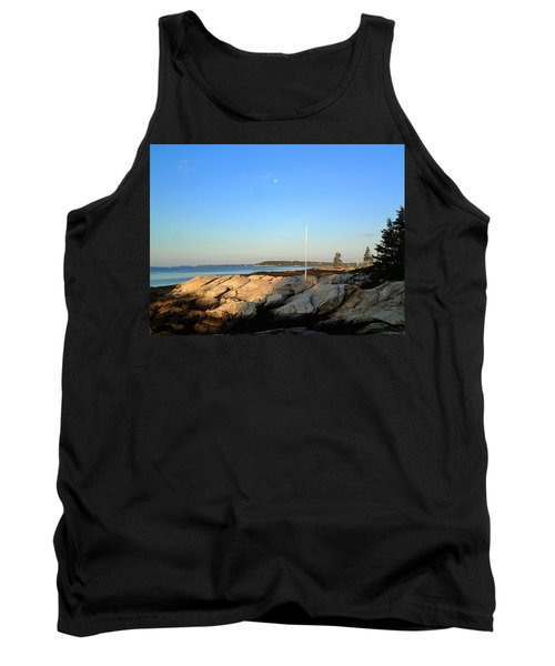 Ocean Point Tank Top by Lois Lepisto