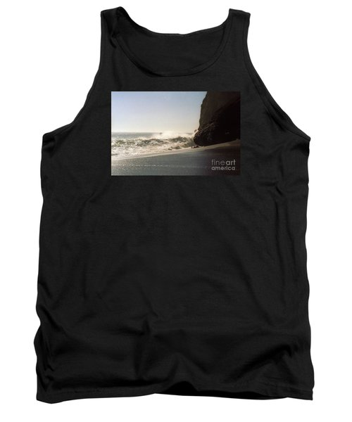 Ocean Rock Beach Headlands Tank Top