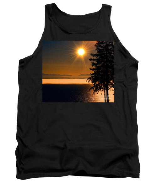 October Fog Tank Top