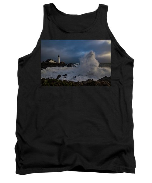 Octobercane Tank Top