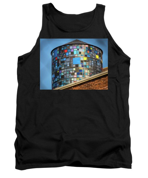 Ode To Water Towers Tank Top
