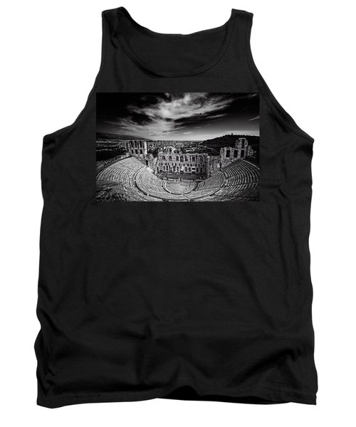 Odeon Of Herodes Atticus Tank Top by Ian Good