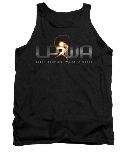 Official Lpwa Logo Tank Top