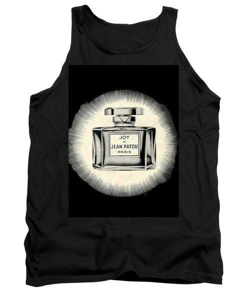 Tank Top featuring the digital art Oh Joy by ReInVintaged