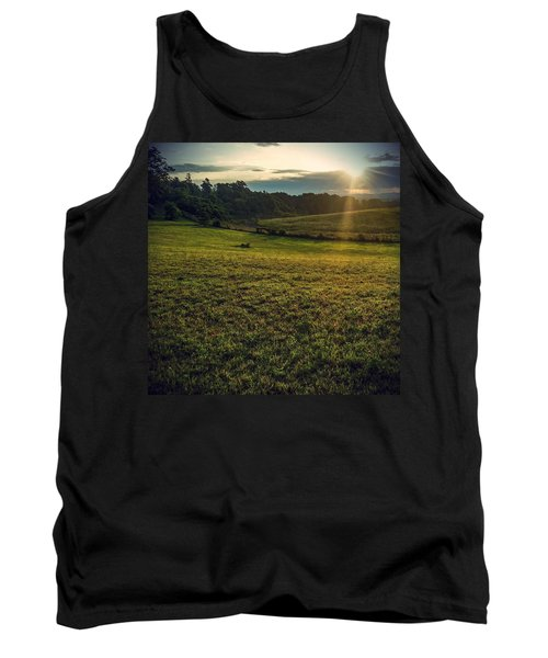 Oh What A Beautiful Morning Tank Top