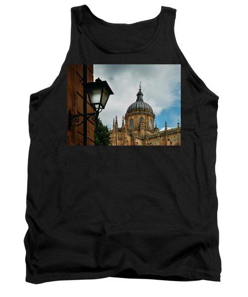 Old Cathedral, Salamanca, Spain  Tank Top