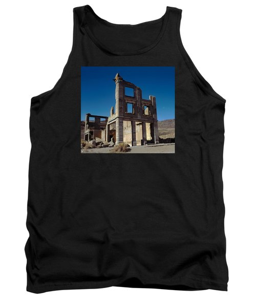Old Cook Bank Building Tank Top
