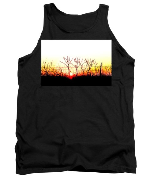 Old Fence Tank Top
