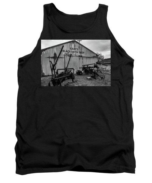 Old Frisco Blacksmith Shop Tank Top