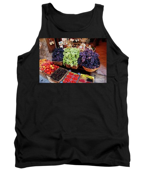 Old Fruit Store Tank Top