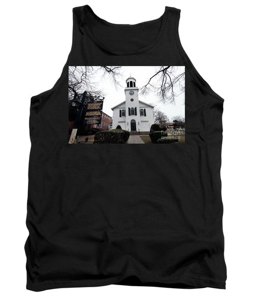 St. Georges Church Episcopal Anglican Tank Top
