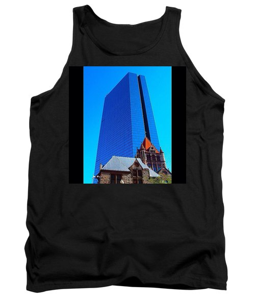 Old Meets New Tank Top